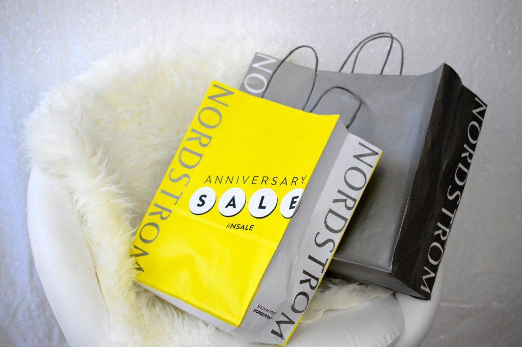 My nordstrom anniversary sale haul