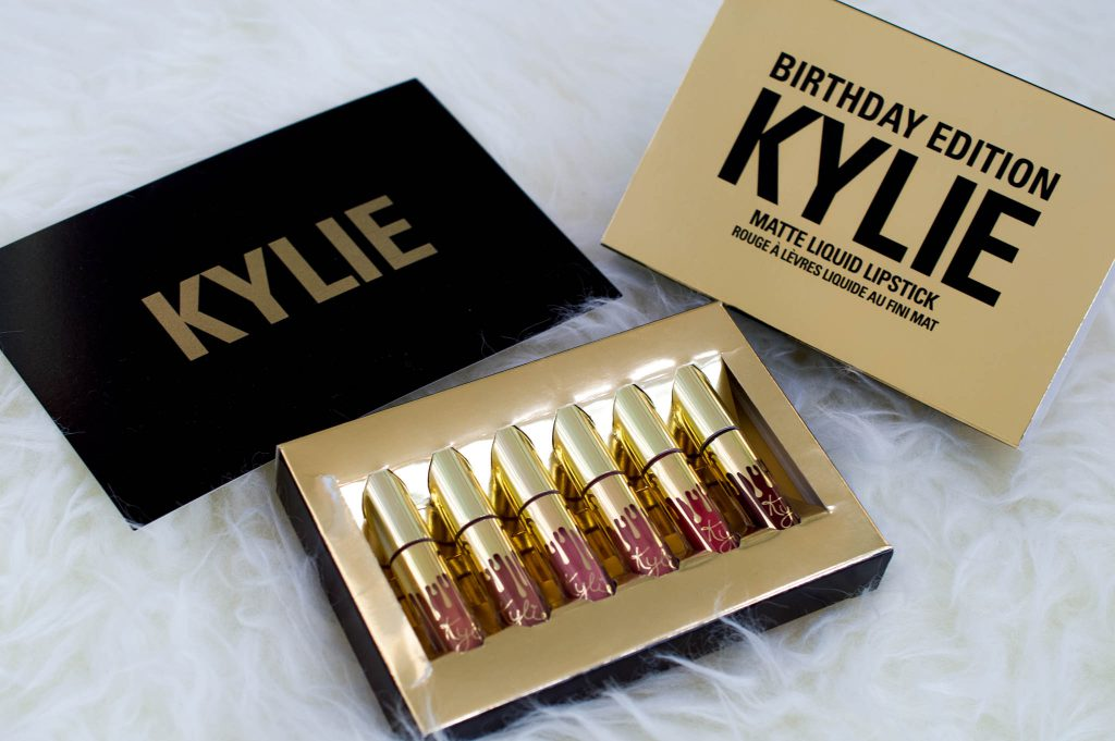 Kylie Holiday 5 Piece Lip Set by Kylie Cosmetics #17