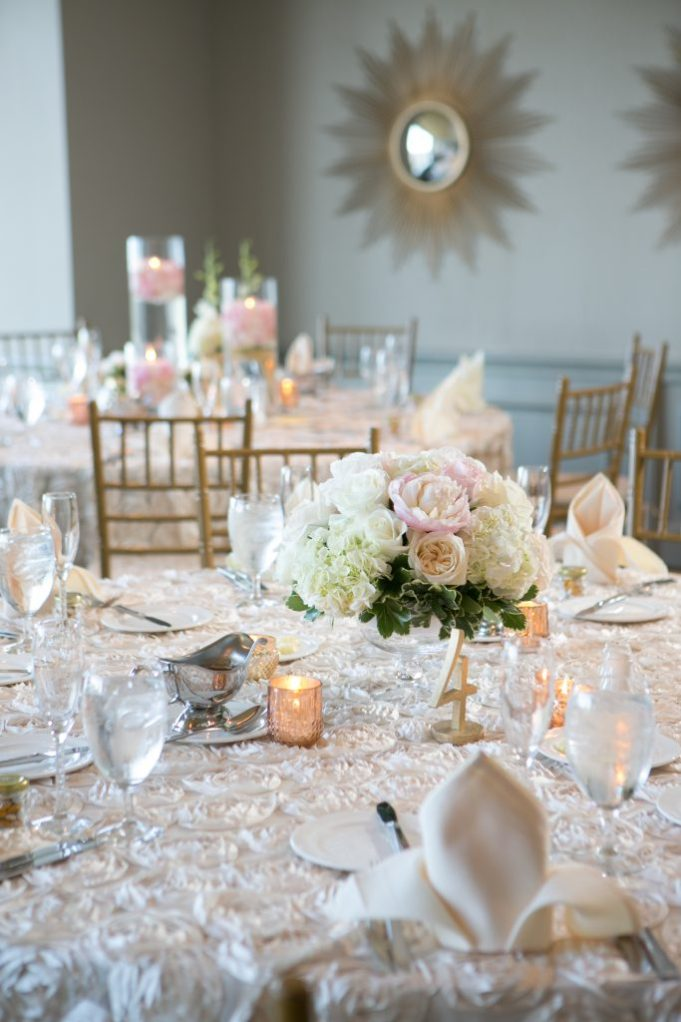 My Rose Gold And Gold Themed Summer Wedding