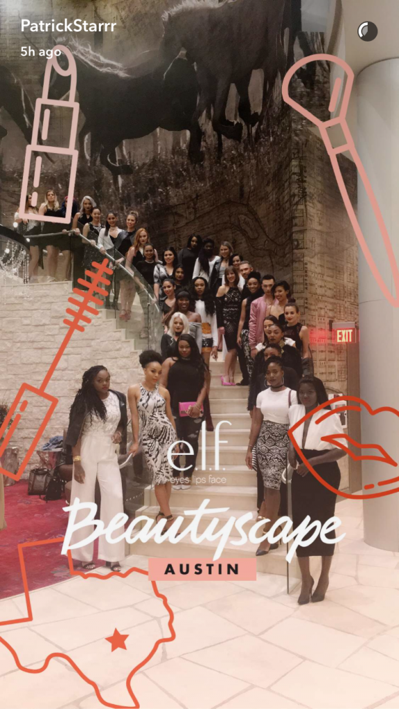 e.l.f. beautyscape, elf cosmetics, elf beautyscape, e.l.f. beautyscape Austin 2017, SXSW 2017