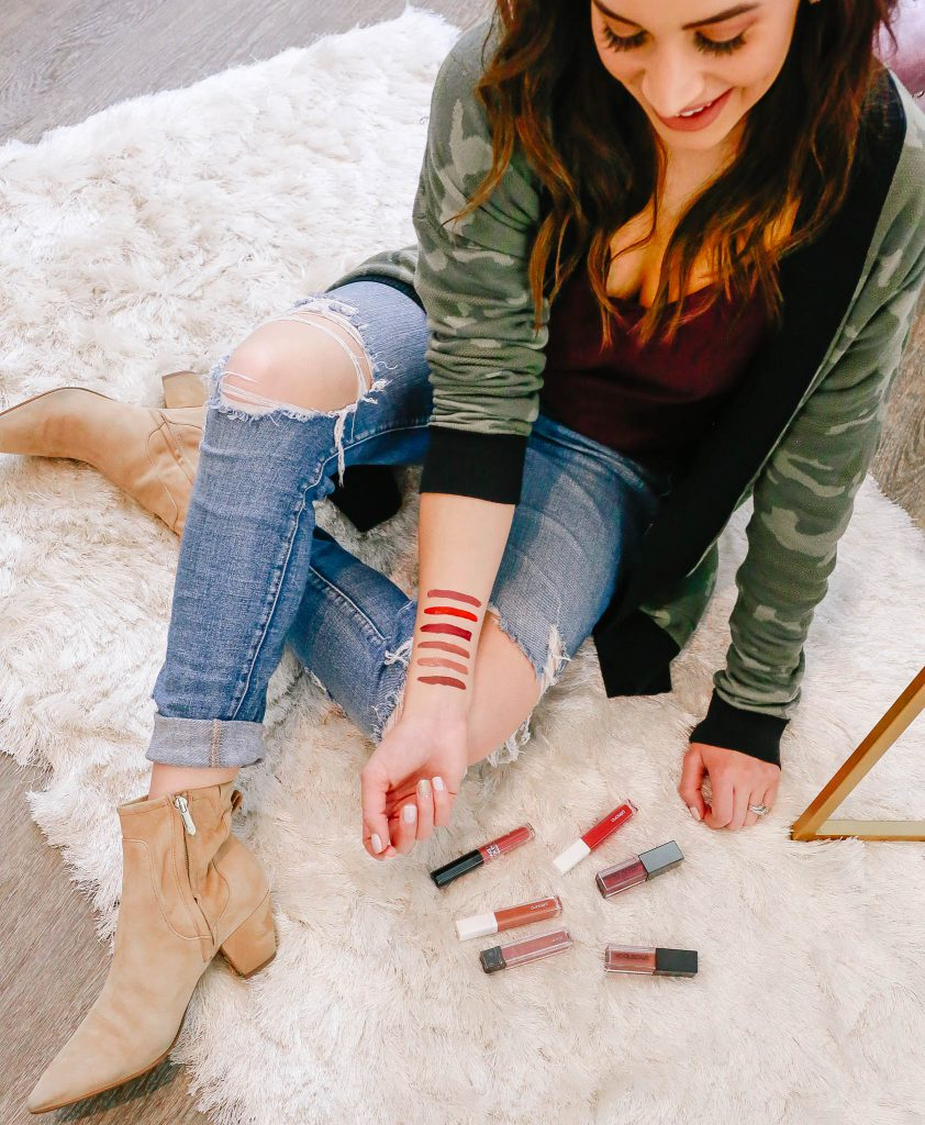 best lip colors for fall